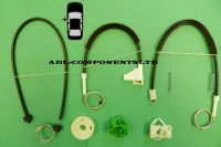 SKODA OCTAVIA MK1 Window Regulator Repair Kit Front Left Door 1996-2004